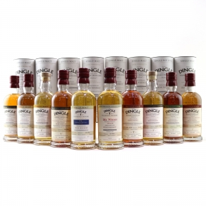 Dingle Irish Whiskey Collection 10 x 70cl