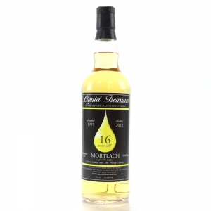 Mortlach 1997 Liquid Treasures 16 Year Old / The Whisky Agency