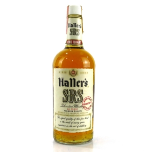 Haller's S.R.S 8 Year Old 1 Quart