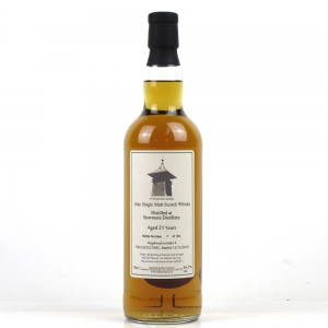 Bowmore 1995 Whisky Broker 21 Year Old