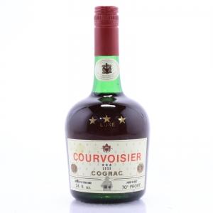 Courvoisier 3 Star Luxe Cognac 1960s