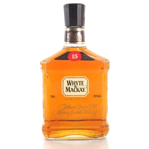 Whyte and Mackay 15 Year Old