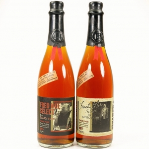 Booker's Fred Noe Select Exclusive for Seijo Ishii 2 x 70cl