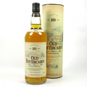 Old Fettercairn 10 Year Old 1 Litre Front