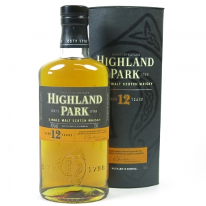 Highland Park 12 Year Old Front