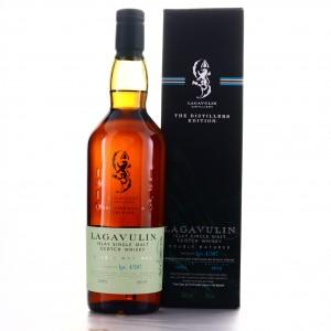 Lagavulin 2002 Distillers Edition