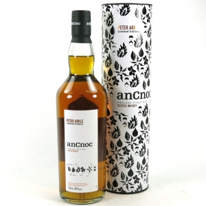 AnCnoc Peter Arkle 1st Edition / Ingredients Front