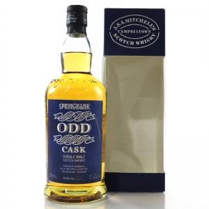 Springbank ODD Cask #13 / Light Rum