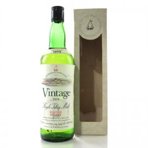 Lagavulin 1979 Vintage Malt Whisky Co.