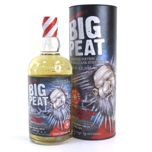Big Peat Christmas Cask Strength 2017 Edition