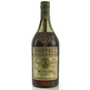 Martell Medaillon VSOP Cognac 1960s