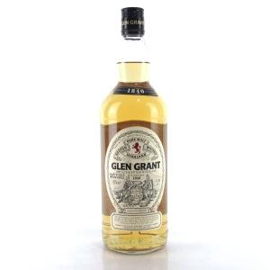 Glen Grant 1 Litre / NAAFI Stores