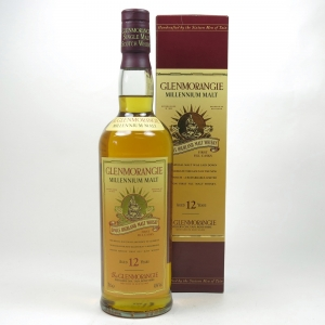 Glenmorangie Millennium Limited Edition 12 Year Old Front