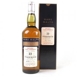 Teaninch 1972 Rare Malt 23 Year Old 75cl / 64.95%
