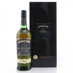 Jameson Rarest Vintage Reserve 2009 Edition 75cl / US Import