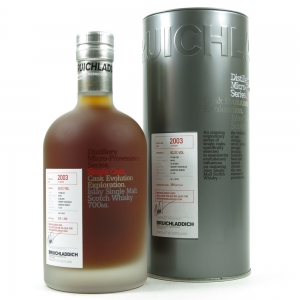 Bruichladdich 2003 Micro Provenance 12 Year Old Front