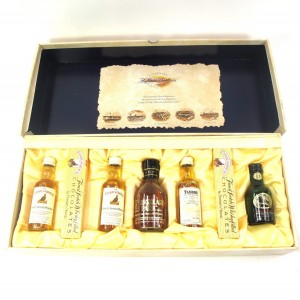 Century of Quality Highland Distilleries Miniatures Collection / Including Highland Park 12