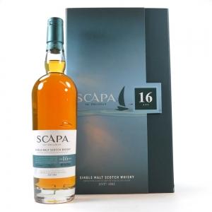 Scapa 16 Year Old Gift Set