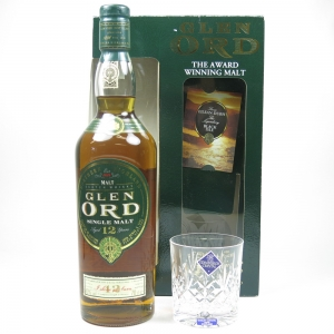 Glen Ord 12 Year Old Gift Pack