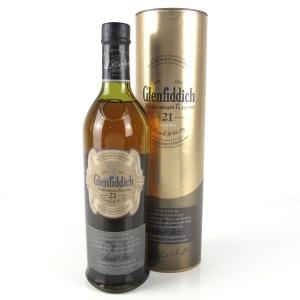 Glenfiddich 21 Year Old Millennium Reserve
