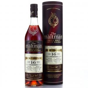 Secret Speyside Single Malt 2002 Maltman 16 Year Old / Macallan