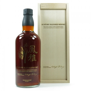 Suntory Blended Whisky Limited Edition Houga Front