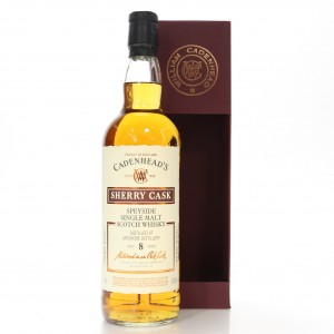 Ardmore 2010 Cadenhead's 8 Year Old Sherry Cask