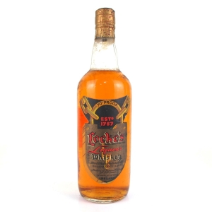 Locke's Irish Whiskey Circa 1940s/1950s / Brusna
