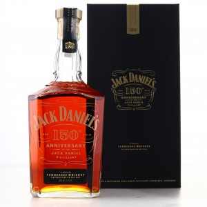 Jack Daniel's 150th Anniversary 1 Litre