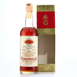 Strathisla 1948/1961 Royal Marriage 1981