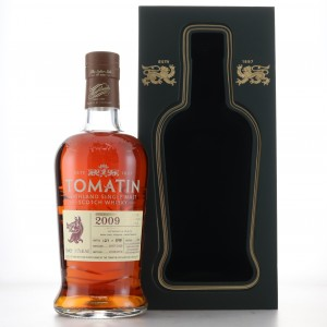 Tomatin 2009 Single Oloroso Cask #3554 / BI Wines & Spirits