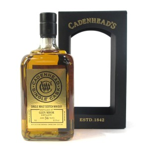 Glen Mhor 1982 Cadenhead's 34 Year Old