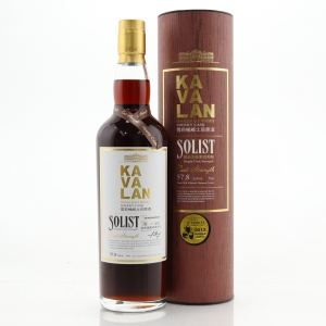 Kavalan Solist Cask Strength Sherry Cask / 57.8%