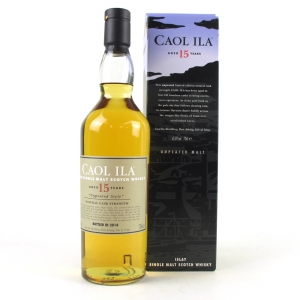 Caol Ila 1988 Unpeated 15 Year Old 2014 Release