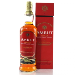 Amrut Single Malt / Special Limited Edition
