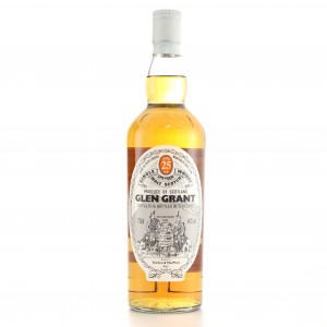 Glen Grant 25 Year Old Gordon and MacPhail