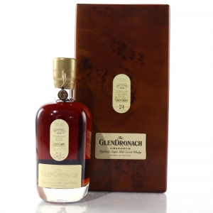 Glendronach Grandeur 24 Year Old Batch #009