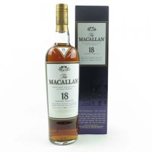 Macallan 18 Year Old 1996