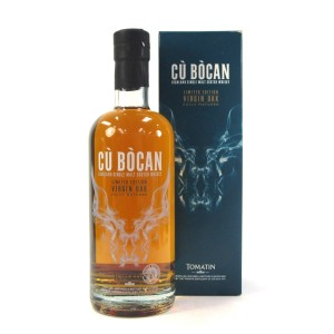 Tomatin Cù Bòcan Virgin Oak