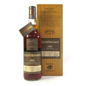 Glendronach 1993 Single Cask 23 Year Old #700 / Taiwanese Exclusive
