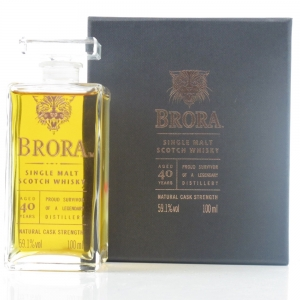 Brora 40 Year Old 10cl