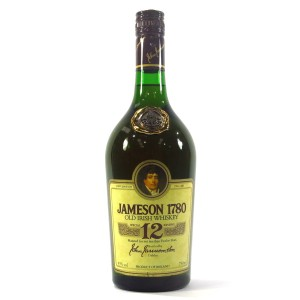 Jameson 12 Year Old '1780' Special Reserve 1980s