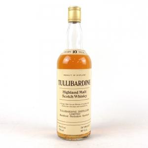 Tullibardine 10 Year Old 1970s