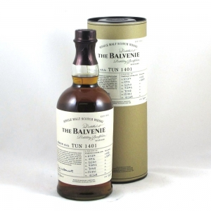 Balvenie Tun 1401 Batch 6 (US Exclusive) 75cl Front
