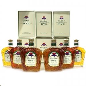 Crown Royal Northern Harvest Rye 6 x 75cl / US Import
