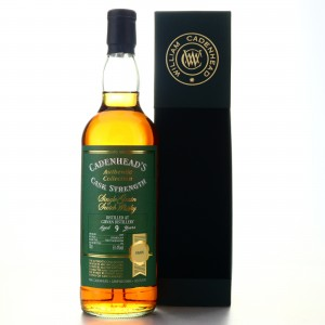 Girvan 2009 Cadenhead's 9 Year Old