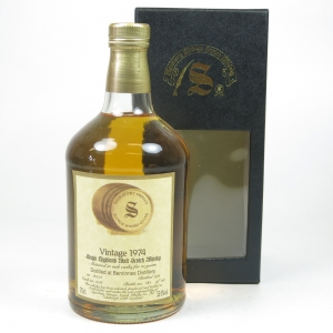 Benrinnes 1974 Signatory 21 Year Old
