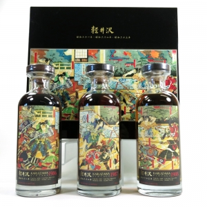 Karuizawa Fight Club Collection 1986/1987/1988 3 x 70cl