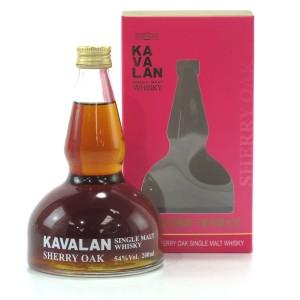 Kavalan Sherry Oak 20cl