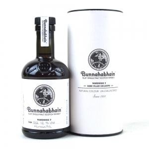 Bunnahabhain 12 Year Old Manzanilla Wood 20cl / Hand Filled Distillery Exclusive